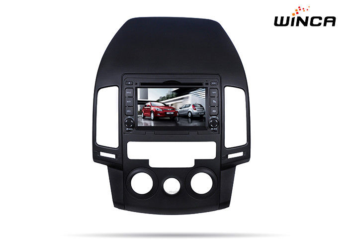 Multimedia Hyundai GPS Navigation Android System Hyundai I30 Head Unit