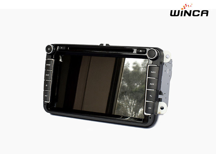 VW Fox Vw Touchscreen Radio , Android Volkswagen In Dash Navigation System