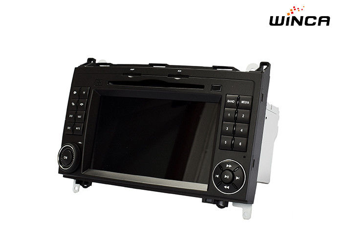 Double Din Bmw E46 In Dash Navigation , 7 Inch Screen Bmw E46 Android Head Unit
