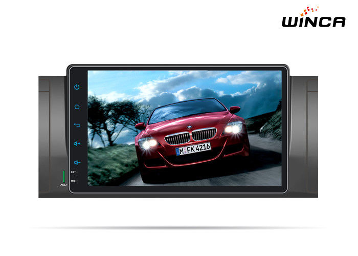 Touch Screen BMW Android Multimedia 1996 - 2003 Bmw E39 Gps Navigation